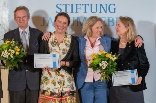 Stiftungspreisverleihung 2020